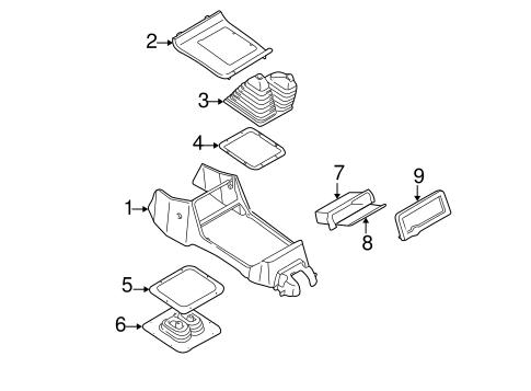 1999 Montero Sport Engine Diagram
