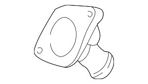 Cover, Thermostat - Honda (19311-PLC-000)