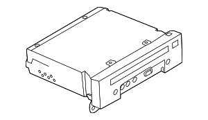 DVD Unit - BMW (65-12-9-291-376)