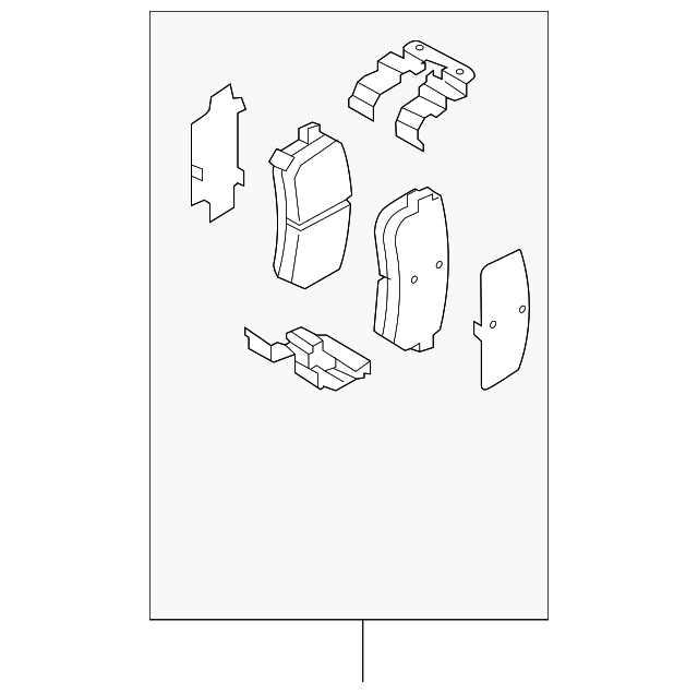 Kia Brake Pads 583021ma40 besides Kia Sorento 4x4 Diagram Html furthermore Kia Inner Joint 49535a7180 together with Kia Caliper 58311a8a50 additionally Kits De Levage. on kia sorento lift kit