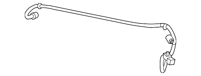 Rear Center High Mount Stop Lamp Wiring Harness - Mopar (55055258AB on dodge dakota flasher relay, dodge dakota bumper light, dodge dakota headlight lens, dodge dakota body control module, dodge dakota headlamp assembly, dodge dakota transmission control module, dodge dakota neutral safety switch,