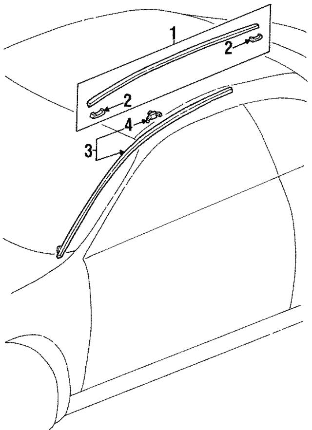 97 Acura Cl