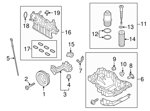drain plug ford kxz   ford parts