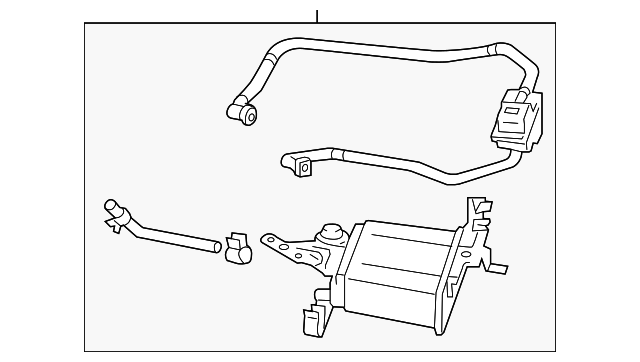 171600143357 further Egr Valve Location On A 1999 Honda Civic also Vw Jetta Transmission Valve Body Diagram together with Knock Sensor And Location Of Purge Valve Solenoid additionally Gm 3 1l V6 Engine Diagram. on toyota canister oil filter