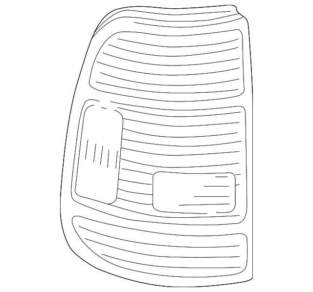 Lens - Toyota (81561-0C010)