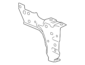 Bumper Bracket - GM (23112268)