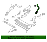 By-Pass Hose - BMW (11-65-7-556-556)