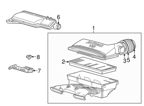 Powertrain Control For 2007 Jaguar X Type