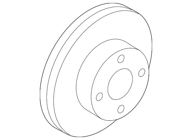 genuine nissan rotor 40206