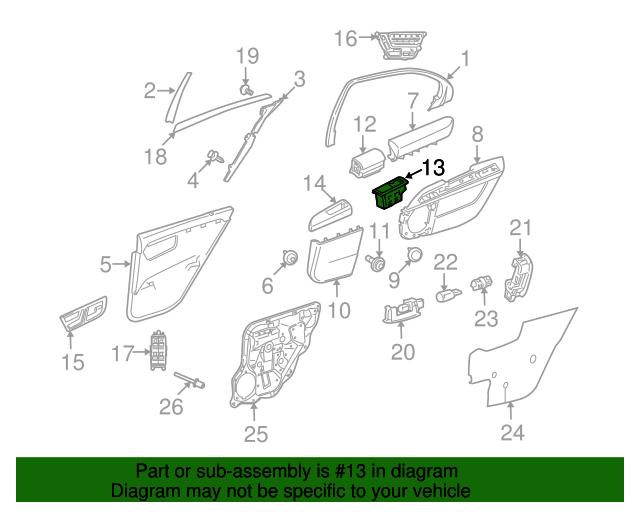 Ashtray insert mercedes benz 221 813 01 04 shop mercede for Mercedes benz parts online store