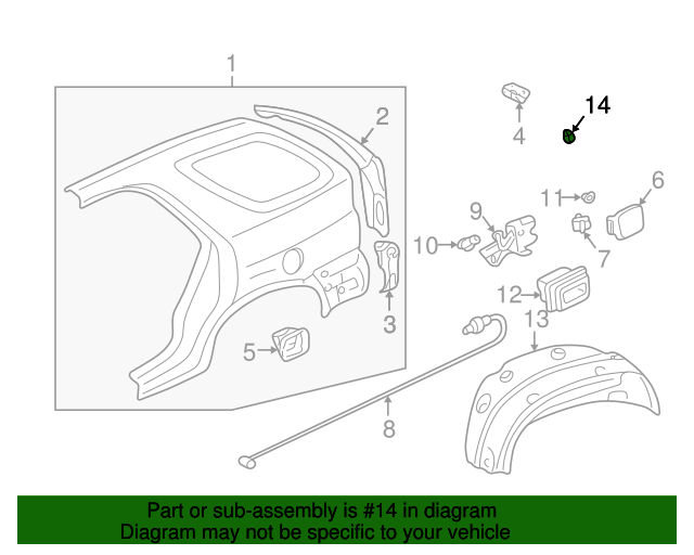 acura grommet screw 5mm black 90676 sa7 003 bakersfieldacuraparts rh parts bakersfieldacura com Honda Acura MDX 2003 2001 Acura MDX Navigation System