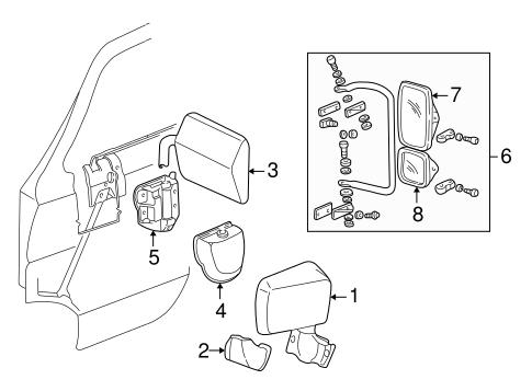 1996 Dodge Ram Suspension