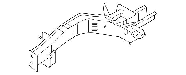lower rail