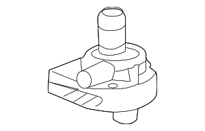 Water Pump - GM (13592749)