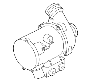Water Pump - BMW (11-51-7-586-925)