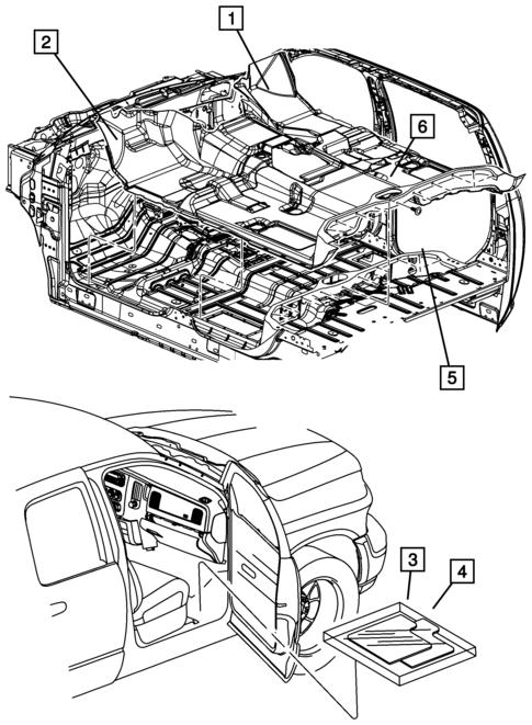 Toyota Tundra 2002 5 Inch Lift