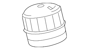 Filter Cover - Land-Rover (LR019477)