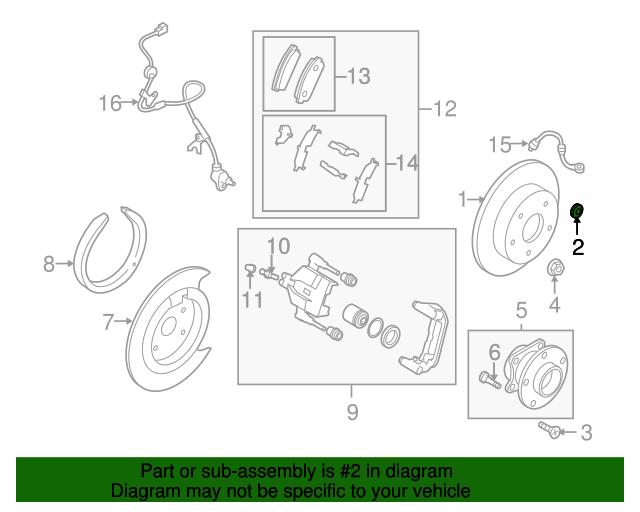 Rotor Plug - Mazda (H266-26-252) | Quirk Parts
