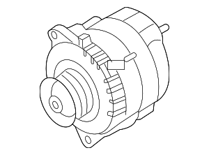 Alternator - Nissan (23100-JA02C)