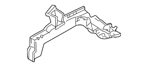 Side Rail - Hyundai (64606-25301)