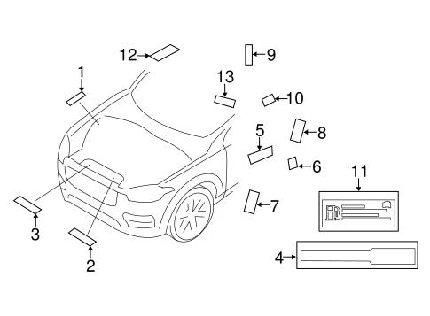 Volvo S90 Engine Diagram - Complete Wiring Schemas