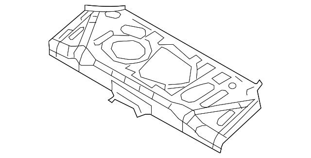 Front Floor Pan Right Nissan Versa G4312 9kama Available Via Pricepi