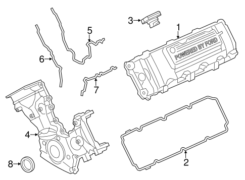 2001 Ford Ranger Spark Plug Wiring Diagram likewise 1996 Audi A6 Suspension Diagram furthermore 2003 Honda Accord Oil Pressure Switch Diagram Html likewise P 0996b43f802e3b42 additionally Ford Valve Cover Gasket Cc3z6584aa. on ford f150 rocker arm