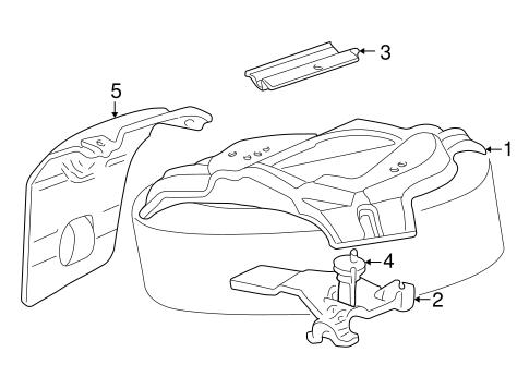 carrier components for 2005 lincoln aviator. Black Bedroom Furniture Sets. Home Design Ideas