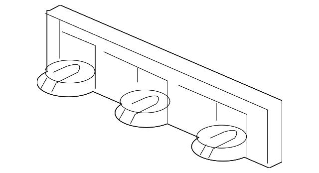 light assembly high mount stop honda 34270 t2a a01. Black Bedroom Furniture Sets. Home Design Ideas