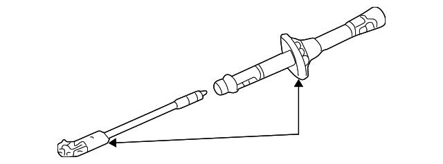 lower shaft