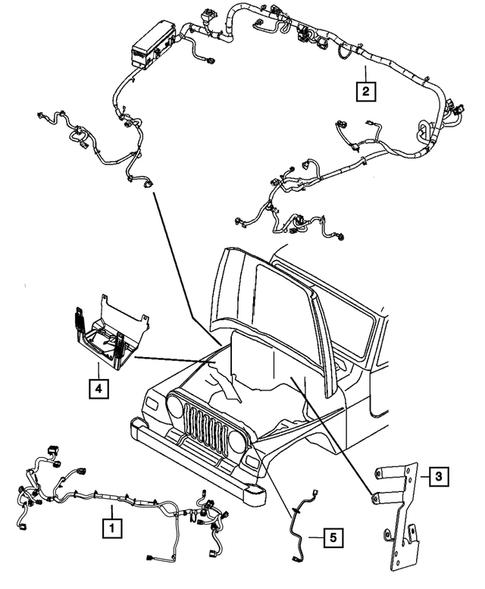 2016 Jeep Wrangler Headlight Wiring Diagram - Wiring ...