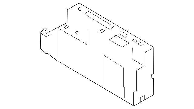 relay box housing