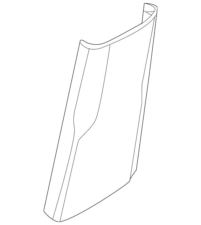 molding-b pillar