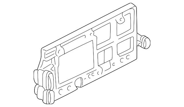 1987 2005 Gm Module 19245557