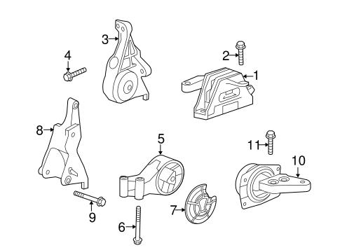 2013 chevrolet malibu engine diagram engine   trans mounting for 2013 chevrolet malibu gmpartonline  mounting for 2013 chevrolet malibu