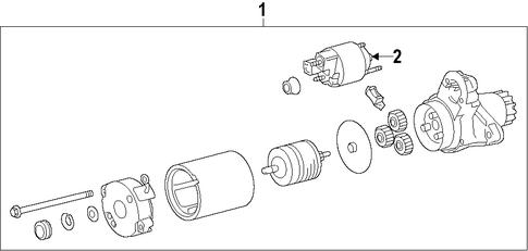 Fraza prawy further UR1r 7512 also Starter Alternators further SU7n 14136 furthermore RepairGuideContent. on 2001 lexus rx300 awd