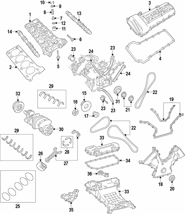 Lincoln Ls V8 Engine Diagram Pulleys