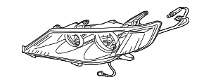 Composite Headlamp - Mitsubishi (8301a917)
