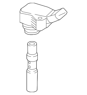 Ignition Coil - Volkswagen (04E-905-110-K)