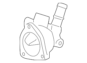 Case, Thermostat - Acura (19320-RWC-A00)