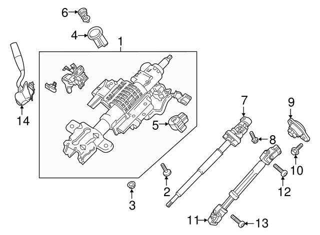 Ford Ignition Keys