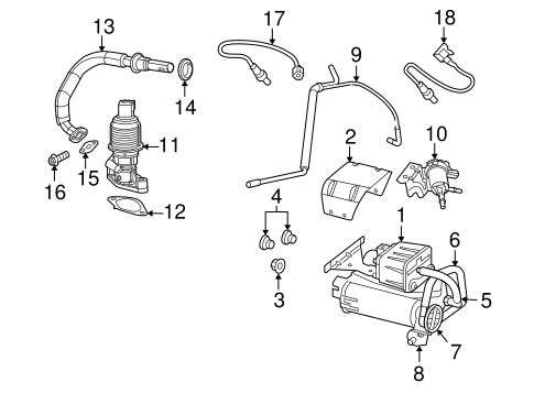 dodge ram 1500 fuel system diagram emission components for 2008 dodge ram 1500 mopar wholesale parts  emission components for 2008 dodge ram