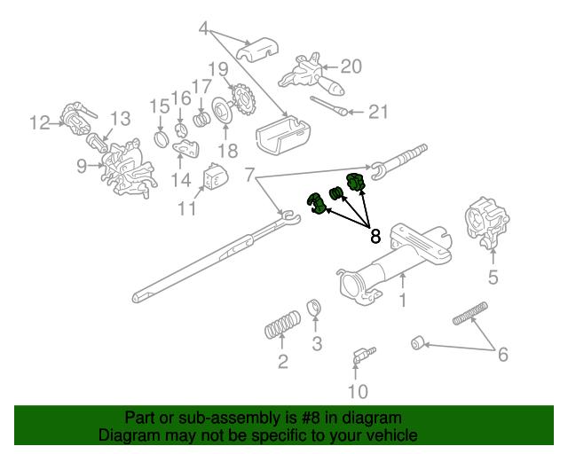 Saturn Sl Steering Shaft Diagram  Saturn  Auto Parts