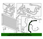Hose, Suction - Honda (80312-TT1-A01)