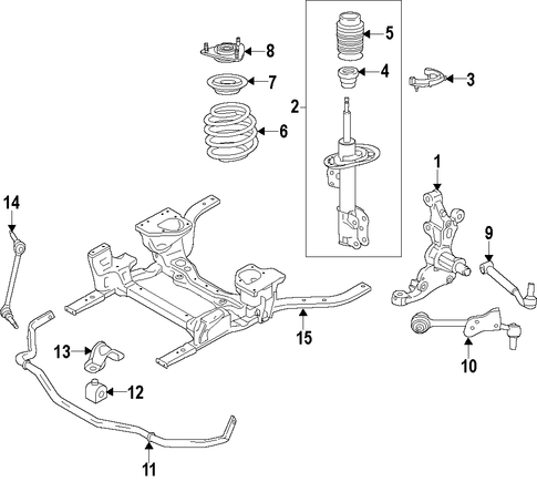 Shock Absorber Assembly