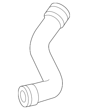 Air Hose - Mercedes-Benz (203-528-11-82)