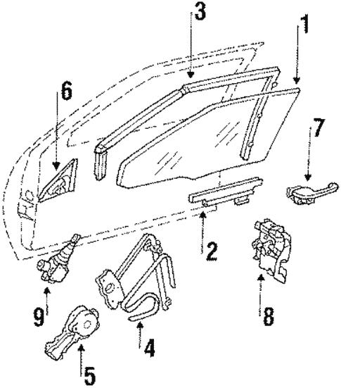 1990 Buick Lesabre Parts Auto Parts Diagrams