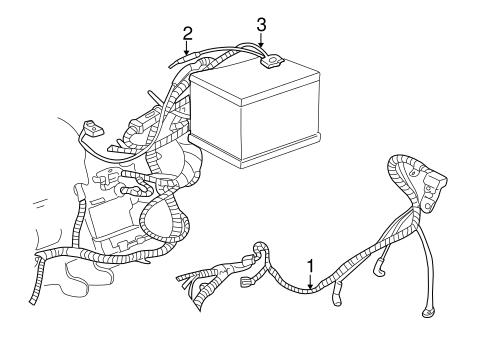 wiring diagram for 2004 dodge intrepid wiring harness for 2004 dodge intrepid mopar wholesale parts  wiring harness for 2004 dodge intrepid