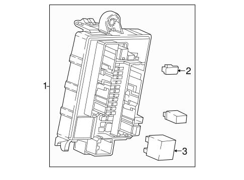 RepairGuideContent likewise 2006 Subaru Tribeca Fuse Diagram further Fuse Box For 2006 Pontiac G6 also T20218835 Need spark plug wiring diagram 2000 besides Pontiac Grand Prix Gtp Problems. on pontiac g6 rear fuse box