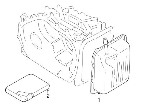 Transaxle Parts For 2002 Kia Optima